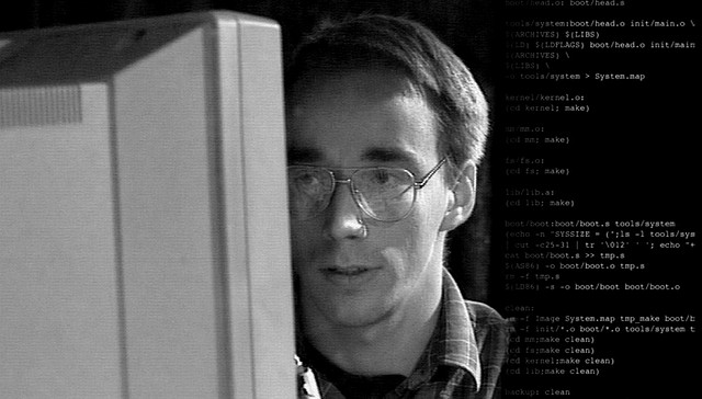 linus torvalds linux kernal developer